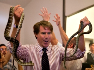 "WILL FERRELL as Cam Brady in Warner Bros. Pictures' comedy ""THE CAMPAIGN,"" a Warner Bros. Pictures release."